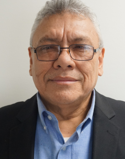 Instructor Franklin Farías